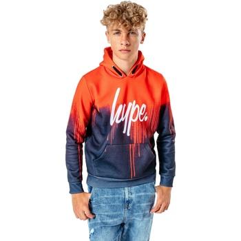 Textiel Kinderen Sweaters / Sweatshirts Hype  Zwart/Rood