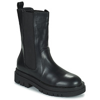 Schoenen Dames Laarzen Moony Mood PAULA Zwart