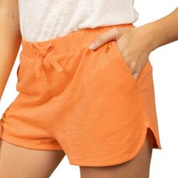 Textiel Dames Korte broeken / Bermuda's Deeluxe  Orange