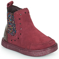 Schoenen Meisjes Laarzen Mod'8 BLANOU Bordeaux