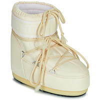 Schoenen Dames Snowboots Moon Boot MOON BOOT ICON LOW 2 Creme