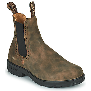 Schoenen Dames Laarzen Blundstone ORIGINAL HIGH TOP CHELSEA BOOTS 1351 Brown