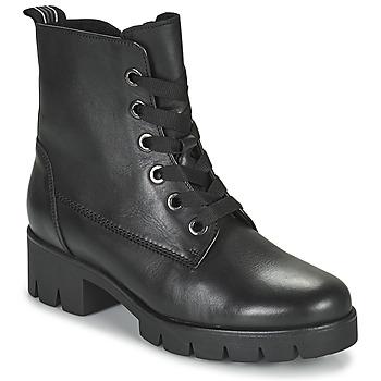 Schoenen Dames Enkellaarzen Gabor 7171127 Zwart