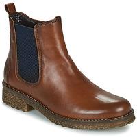 Schoenen Dames Enkellaarzen Gabor 7270155 Brown