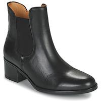 Schoenen Dames Enkellaarzen Gabor 7165027 Zwart