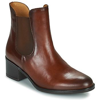 Schoenen Dames Enkellaarzen Gabor 7165024 Brown