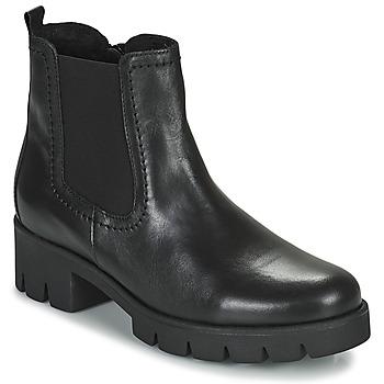 Schoenen Dames Enkellaarzen Gabor 7171027 Zwart