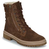 Schoenen Dames Enkellaarzen Gabor 7177118 Brown