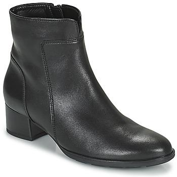 Schoenen Dames Enkellaarzen Gabor 7551027 Zwart