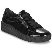Schoenen Dames Lage sneakers Gabor 7333497 Zwart