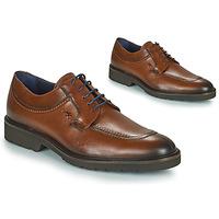 Schoenen Heren Derby Fluchos CAVALIER Brown