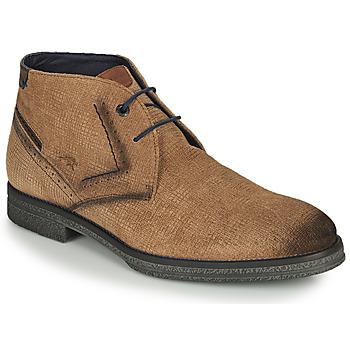 Schoenen Heren Laarzen Fluchos GAMMA Brown