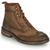 Schoenen Heren Laarzen Fluchos OWEN Brown