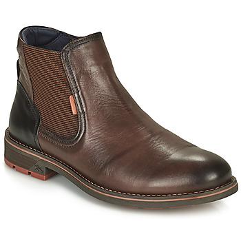 Schoenen Heren Laarzen Fluchos TERRY Brown