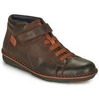 Schoenen Heren Hoge sneakers Fluchos ALFA Brown