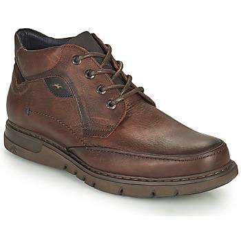Schoenen Heren Laarzen Fluchos CELTIC Brown