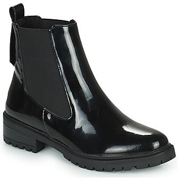 Schoenen Dames Laarzen Karston AMIDO Zwart