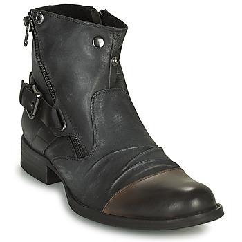 Schoenen Heren Laarzen Kdopa DETROIT Zwart