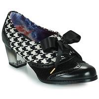 Schoenen Dames pumps Irregular Choice CORPORATE BEAUTY Zwart / Wit