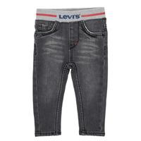 Textiel Jongens Skinny Jeans Levi's THEWARMPULLONSKINNY JEAN Grijs