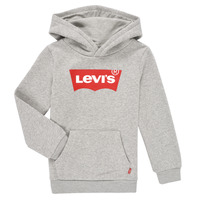 Textiel Jongens Sweaters / Sweatshirts Levi's BATWING SCREENPRINT HOODIE Grijs