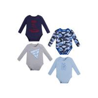 Textiel Jongens Pyjama's / nachthemden Guess BOULLA Multicolour