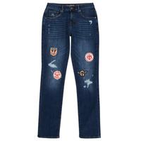 Textiel Jongens Skinny jeans Guess CLASMI Blauw