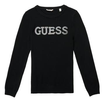 Textiel Meisjes Truien Guess TAKEI Zwart