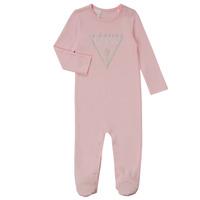 Textiel Meisjes Pyjama's / nachthemden Guess TIFENE Roze