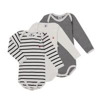 Textiel Kinderen Pyjama's / nachthemden Petit Bateau TEBINE Multicolour
