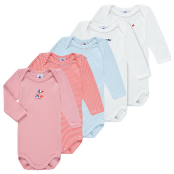 Textiel Meisjes Pyjama's / nachthemden Petit Bateau PUNIKA Multicolour