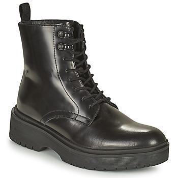 Schoenen Dames Laarzen Levi's BRIA Zwart
