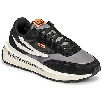 Schoenen Heren Lage sneakers Fila RENNO Zwart