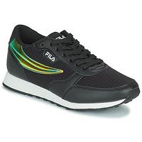 Schoenen Dames Lage sneakers Fila ORBIT F LOW Zwart