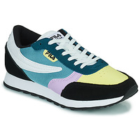 Schoenen Dames Lage sneakers Fila ORBIT CB LOW Blauw / Zwart
