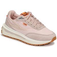 Schoenen Dames Lage sneakers Fila RENNO Roze