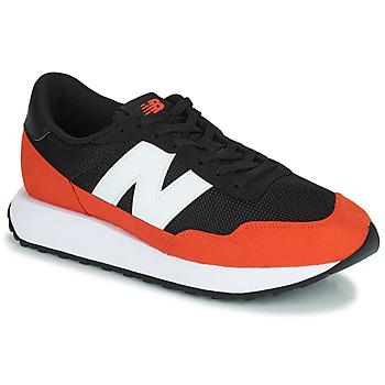 Schoenen Heren Lage sneakers New Balance 237 Zwart / Orange