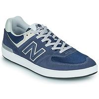 Schoenen Heren Lage sneakers New Balance AM574 Blauw