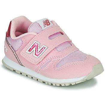 Schoenen Meisjes Lage sneakers New Balance 373 Roze