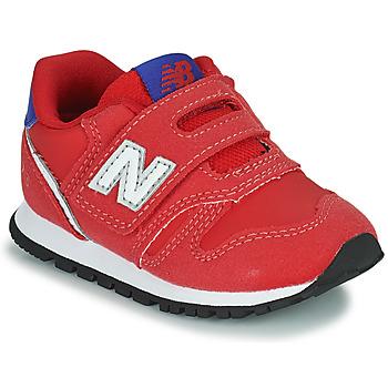 Schoenen Jongens Lage sneakers New Balance 373 Rood