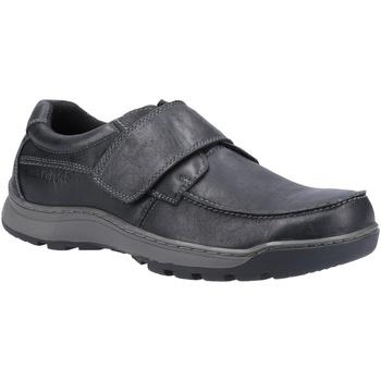 Schoenen Heren Mocassins Hush puppies  Zwart