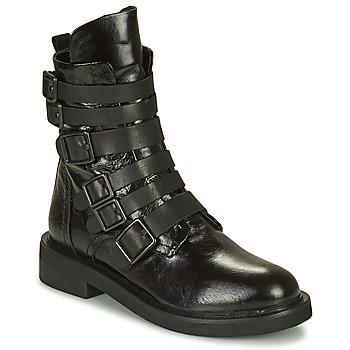 Schoenen Dames Laarzen Mimmu MINO Zwart