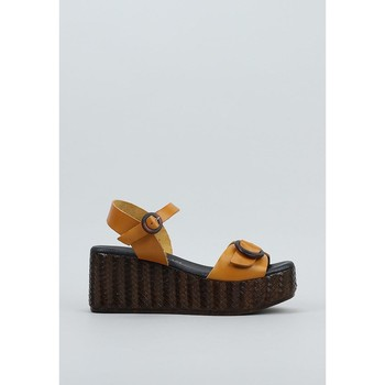 Schoenen Dames Sandalen / Open schoenen Sandra Fontan  Geel