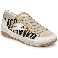 Schoenen Dames Lage sneakers Semerdjian THEO Beige