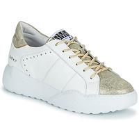 Schoenen Dames Lage sneakers Semerdjian KYLE Wit / Goud