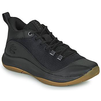 Schoenen Heren Basketbal Under Armour 3Z5 Zwart