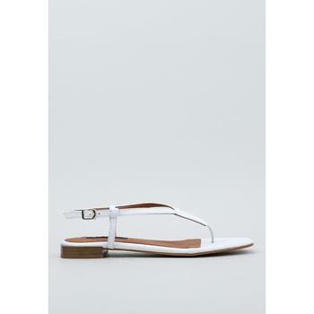 Schoenen Dames Sandalen / Open schoenen Krack  Wit