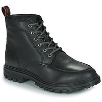 Schoenen Heren Laarzen Base London ROCHDALE Zwart