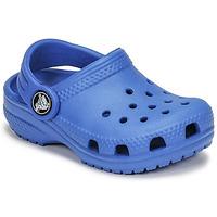Schoenen Kinderen Klompen Crocs CLASSIC CLOG K Blauw