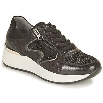 Schoenen Dames Lage sneakers NeroGiardini  Zwart
